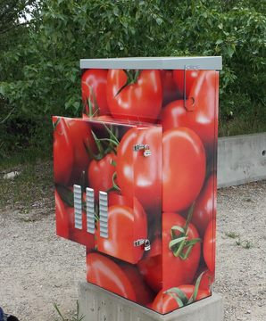 Traffic Box Wraps